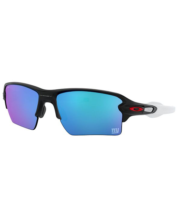 Oakley NFL Collection Sunglasses, New York Giants OO9188 59 FLAK 2.0 XL