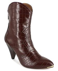 Nanette Lepore Sage Cowboy Boots
