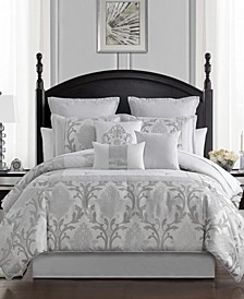 Verina King 7 Piece Comforter Set