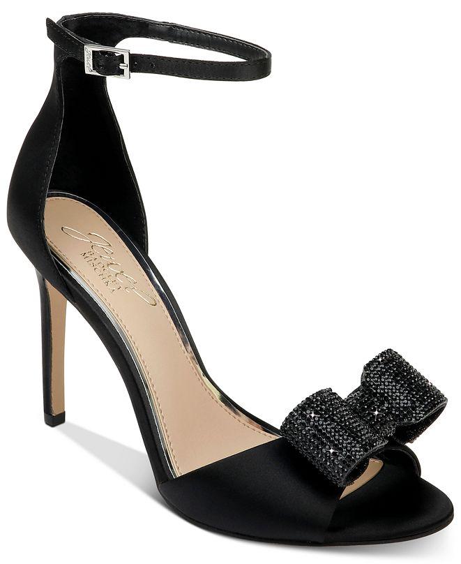 Jewel Badgley Mischka Urania Evening Shoes