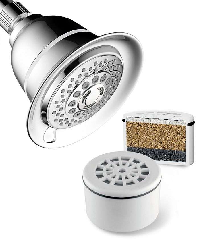 HotelSpa - 6-Setting Filtered Shower Head