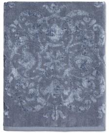 "Medallion Jacquard 30"" x 56"" Bath Towel"