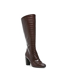 Nastya Knee High Wide Calf Boots