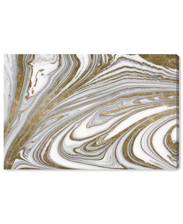 "Oliver Gal Tuxedo Nights Canvas Art, 24"" x 16"""