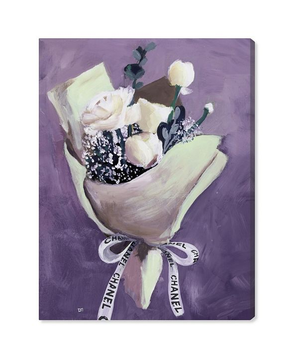 """Oliver Gal Delivery These Canvas Art, 30"""" x 36"""""""