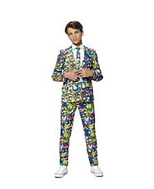 Big Boys Super Mario Licensed Suit
