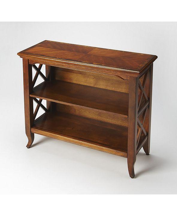 Butler Newport Bookcase