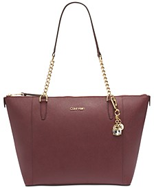 Marybelle  Leather Tote