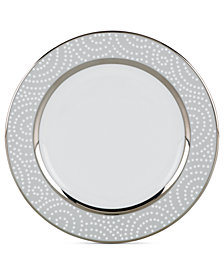 Lenox Pearl Beads Appetizer Plate
