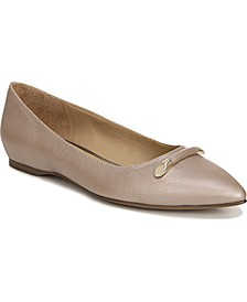 Sable Ballerina Flats