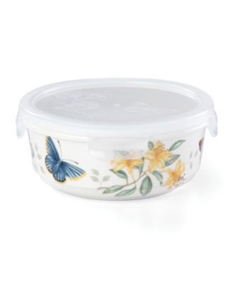 Butterfly Meadow Kitchen Round Store & Serve, Created for Macy's