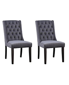 Side Dining Chair (Set of 2), Quick Ship