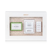 Deals on WOODLOT 3-Pc. Essentials Gift Set