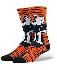 Auburn Tigers Mascot Sock