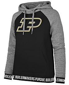 Women's Purdue Boilermakers Encore Revolve Hooded Sweatshirt