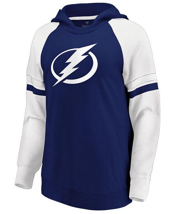 Majestic Women's Tampa Bay Lightning Pullover Hoodie