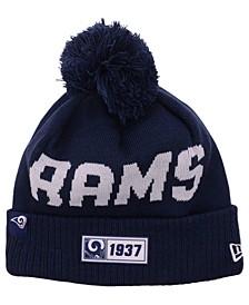 Los Angeles Rams Road Sport Knit Hat