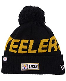 Pittsburgh Steelers Road Sport Knit Hat