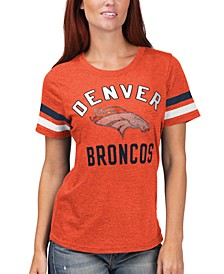 Women's Denver Broncos Extra Point T-Shirt