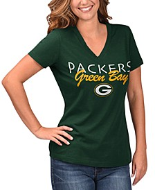 Women's Green Bay Packers Teamwork T-Shirt