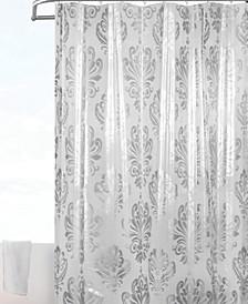 Majesty 3D Semi-Transparent Shower Curtain/Liner