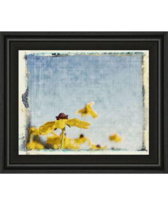 "Blackeyed Susan's I by Meghan Mc Sweeney Framed Print Wall Art, 22"" x 26"""