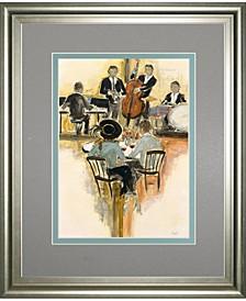"All That Jazz II by Dupre Framed Print Wall Art, 34"" x 40"""
