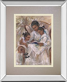 "Pure Hearts by Carson Mirror Framed Print Wall Art, 34"" x 40"""