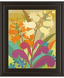 """Lily of The Valley by Cary Phillips Framed Print Wall Art, 22"""" x 26"""""""