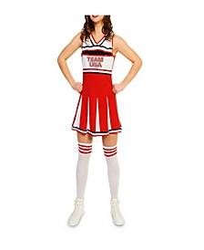 BuySeason Women's Sassy Team Cheer Costume