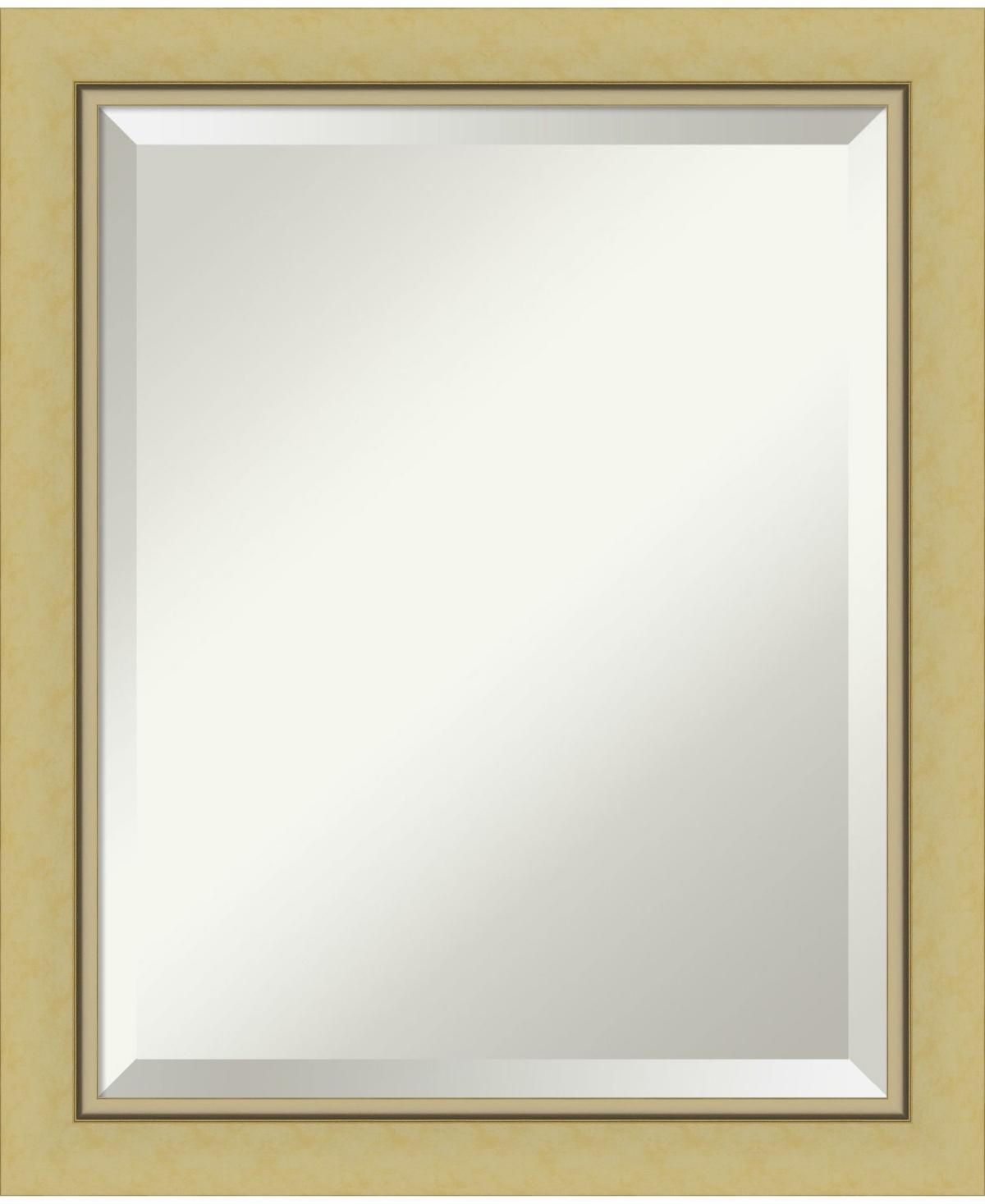 Amanti Art Landon Gold-tone Framed Bathroom Vanity Wall Mirror, 19.38
