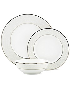 Dinnerware, Opal Innocence 3-Piece Place Setting