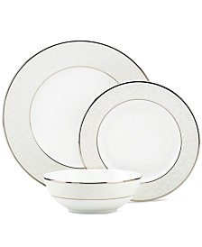 Dinnerware, Opal Innocence 3-Piece Place Setting
