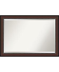 "Harvard Framed Bathroom Vanity Wall Mirror, 40.5"" x 28.50"""