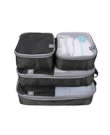 Soft Packing Organizers, Set of 4
