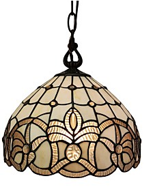 Tiffany Style Ceiling Fixture
