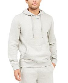 Men's Arthur Ombré Rainbow Logo Hoodie