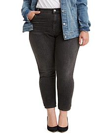 Trendy Plus Size 721 High-Rise Skinny Jeans
