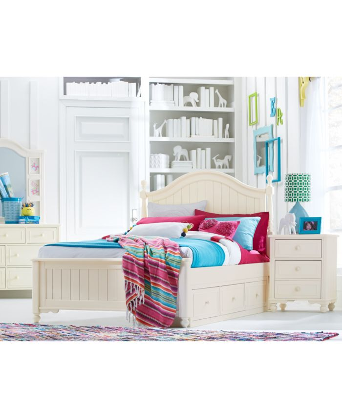 Furniture Summerset Full Bed  & Reviews - Furniture - Macy's