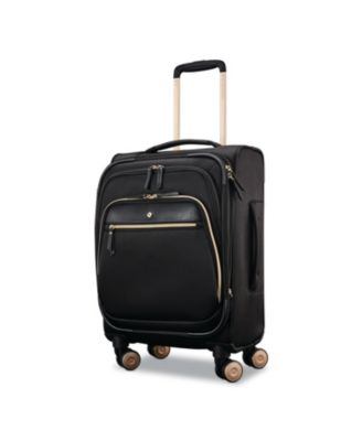 "Mobile Solution 19"" Softside Carry-On Spinner"