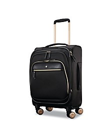 "Mobile Solution 19"" Softside Carry-On Spinner"