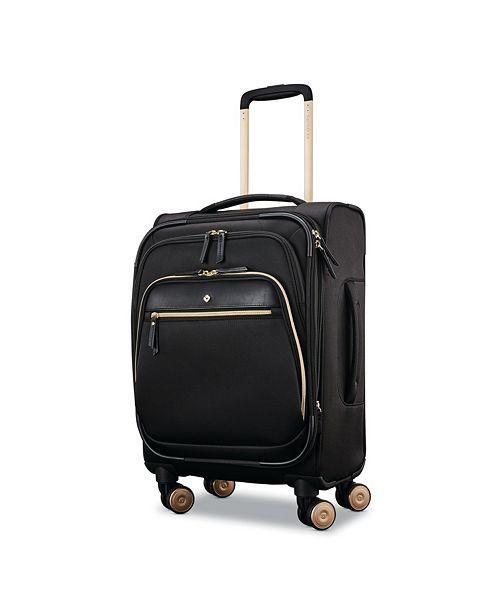 """Samsonite Mobile Solution 19"""" Softside Carry-On Spinner"""