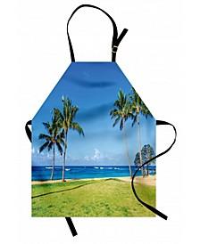 Hawaiian Apron