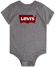 Baby Boys and Girls Logo-Print Cotton Bodysuit