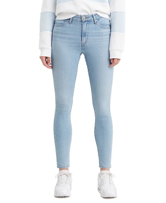 Levi's - 721 High-Rise Skinny Jeans