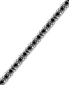 Diamond Flex Bolo Bracelet (1 ct. t.w.) in 10k White Gold