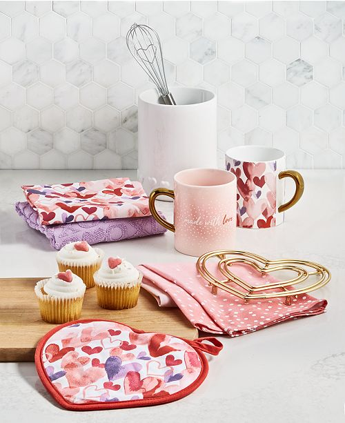 Martha Stewart Collection Valentine's Day Collection, Created For Macy's