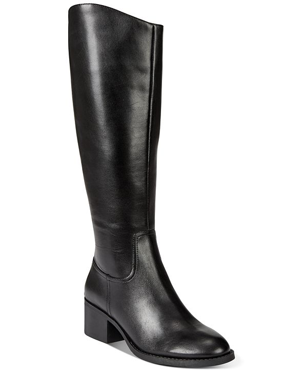 INC International Concepts INC Women's Cerie Riding Boots, Created for Macy's