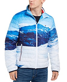 Men's Platinum Mountain Quilted Insulator Jacket