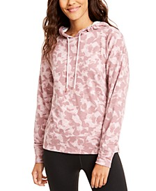 Zip-Hem Shimmer Hoodie, Created for Macy's